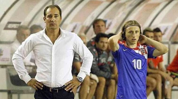 Pop star, wine maker, pop artist: Croatian legend Igor Stimac is India coach