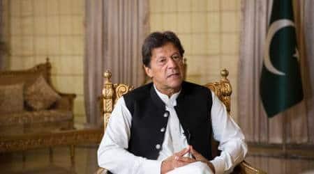 Kashmir hour, Pakistan Kashmir protest, Imran Khan Kashmir, Article 370, Kashmir hour in Pakistan, India Pakistan news, Indian Express