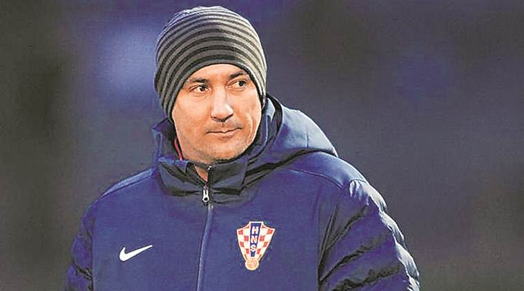 Igor Stimac appointed as head coach of India football team