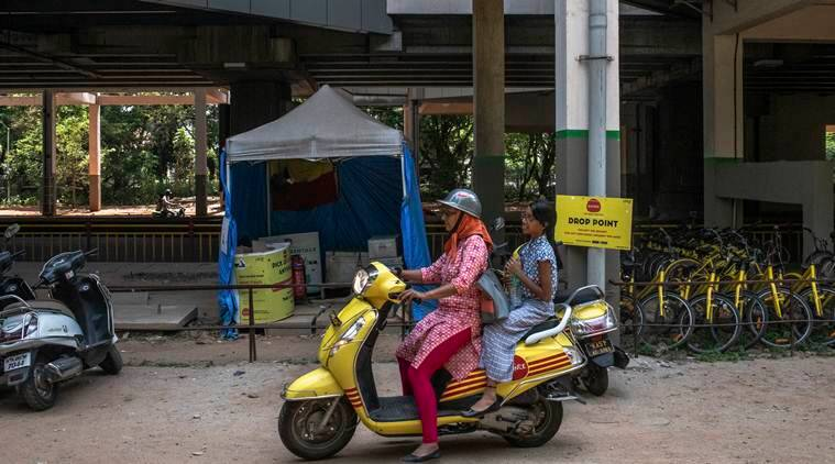 Chandigarh Admin allows bike taxis in city, but with riders attached