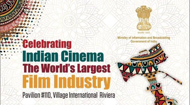 India Pavilion at the Cannes Film Festival