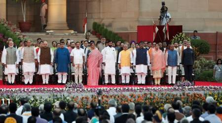 Narendra Modi cabinet, Narendra Modi council of ministers, new ministers in modi cabinet, narendra modi news, BJP government