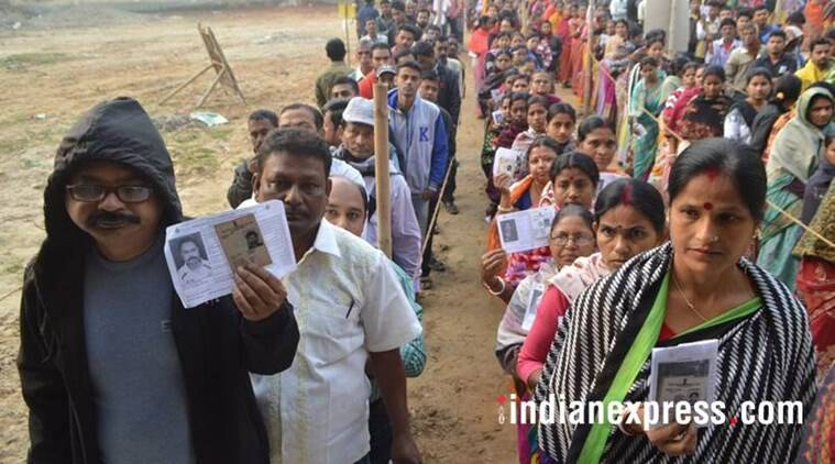 up bypolls, uttar pradesh by elections, up voting, uttar pradesh voting, indian express