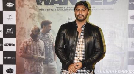 Indias Most Wanted actor Arjun Kapoor