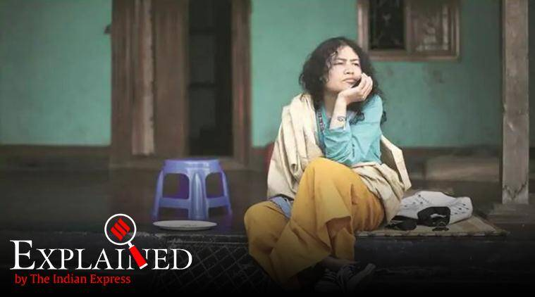 Explained: Irom Sharmila and her struggle against AFSPA