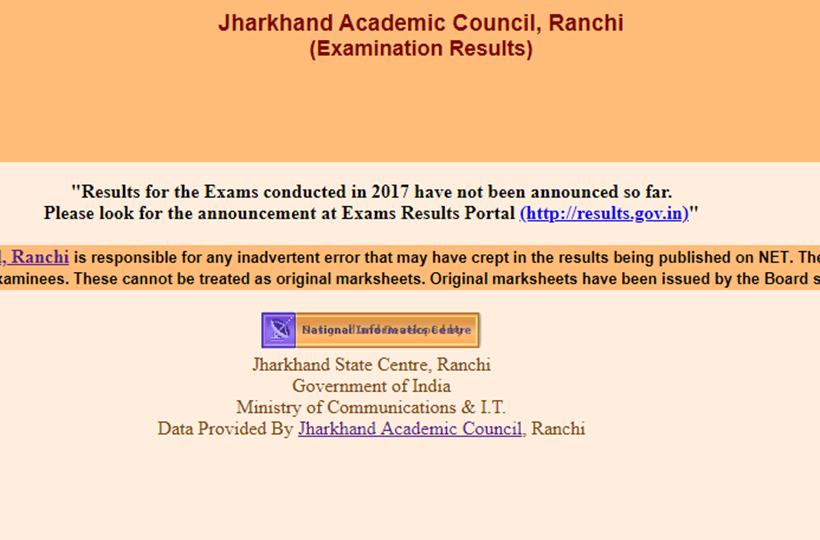 jac 12th results 2019, jharresults.nic.in, jac.ac.in, jac results, +2 results, 12th result date 2019, jac results 2019, jharkhand class 12 results 2019, jharkhand board results, jharkhand class 12 boards, education news, indian express news