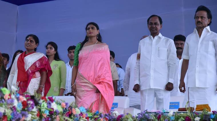 Y S Jagan takes oath as Chief Minister of Andhra Pradesh