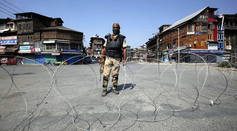 J&K: Indefinite curfew in Bhaderwah area of Doda district after death of villager