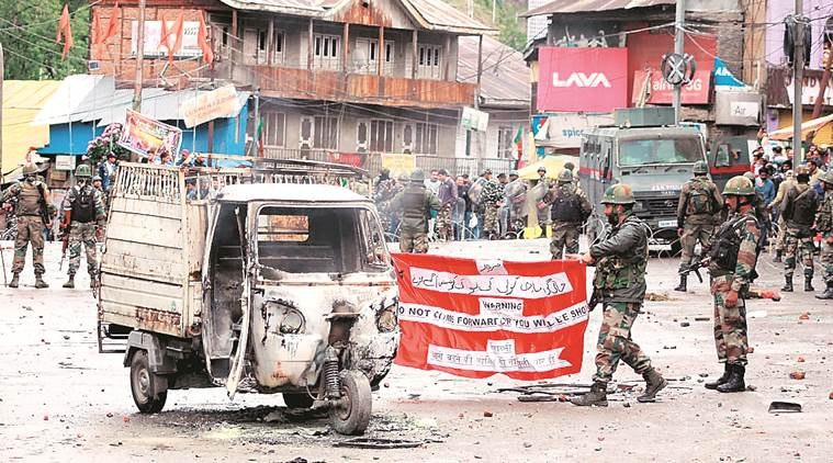 SIT formed to probe cattle trader's death in J&K, curfew continues for third day