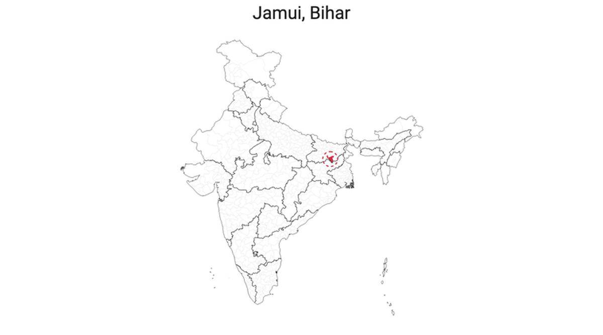 Jamui (SC) Lok Sabha Election Results 2019 Live Updates