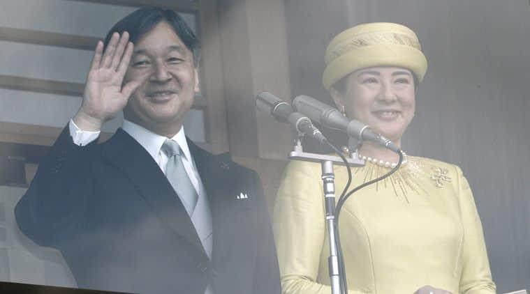 Japan, Akihito abdication, Japan Akihito, Japan emperor, Japan emperor abdication, Naruhito, Japan Naruhito, Japan crown prince, Chrysanthemum Throne, tokyo, goddess Amaterasu Japan, world news, indian express