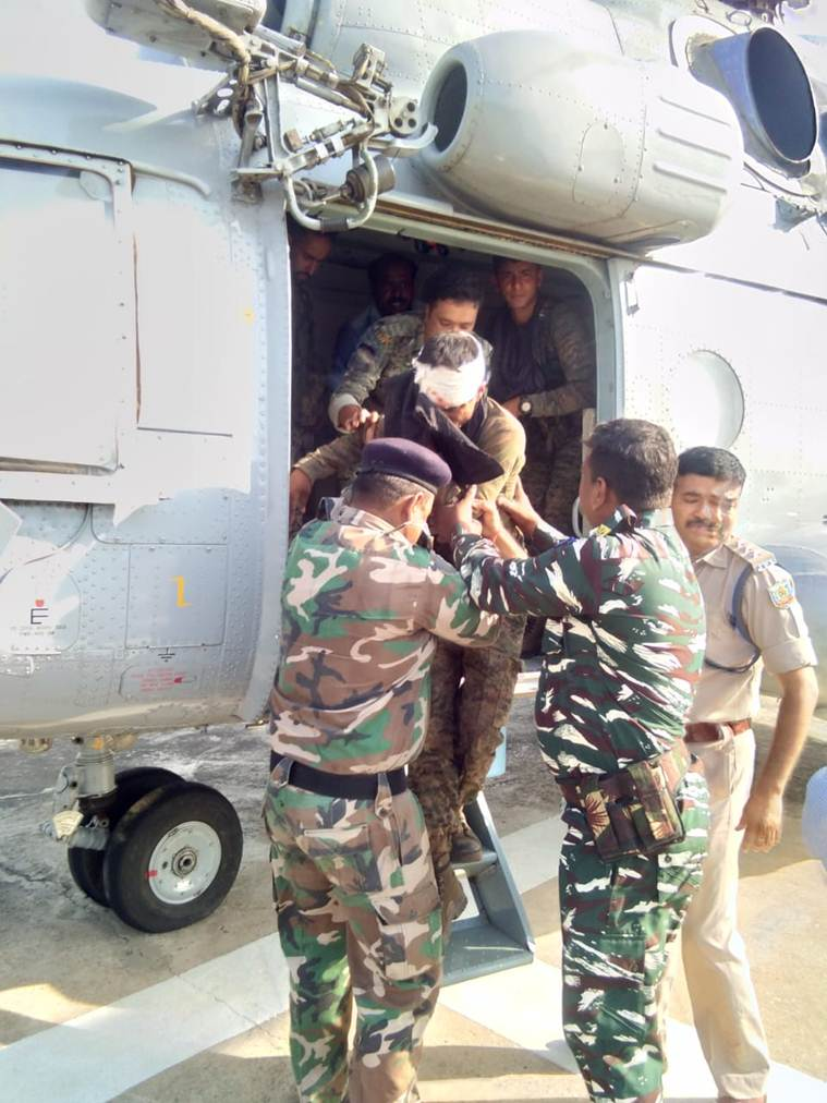 Jharkhand Naxal attack: 11 security personnel injured in IED blast in Saraikela