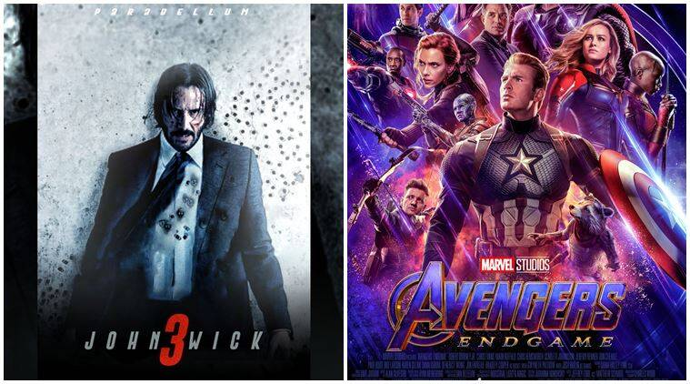John Wick 3 looking to dethrone Avengers Endgame at US box office
