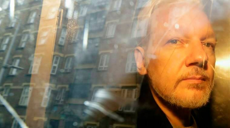 British Home Secretary signs U.S.  extradition order for Julian Assange