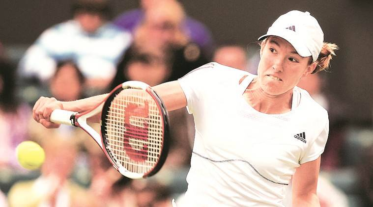 What Justine Henin misses: one-handed backhand and a dominant star