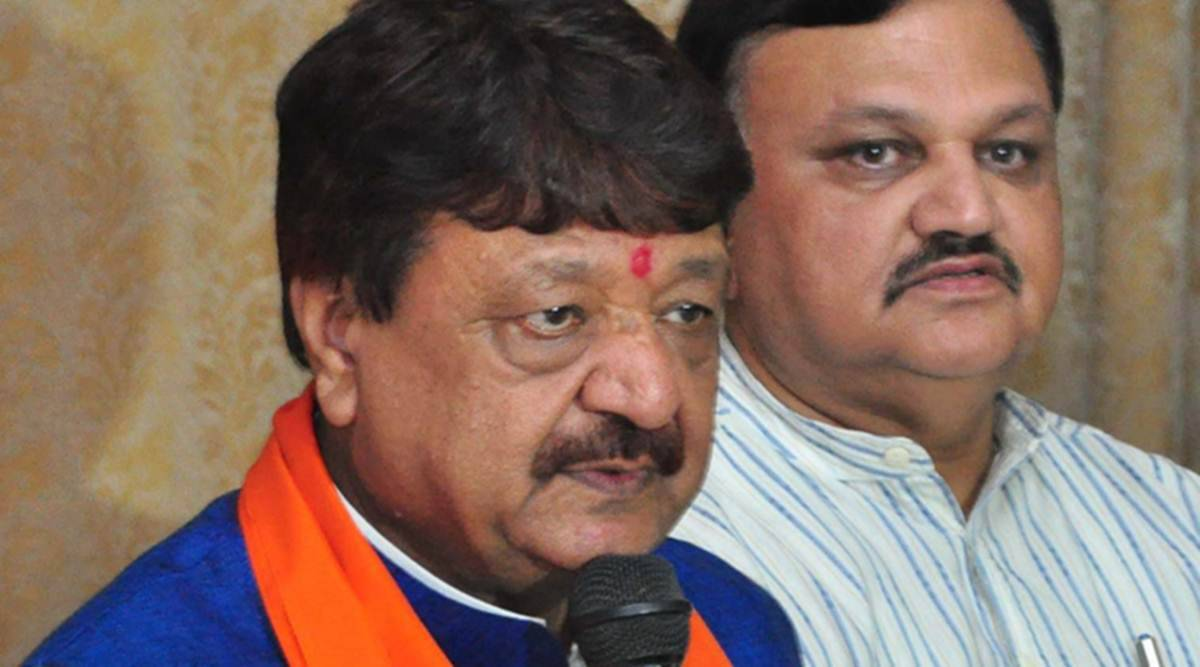 Everyone talks about 'nephew's mafia link': Kailash Vijayvargiya
