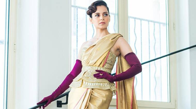 Kangana Ranaut steals the show at Cannes Film Festival