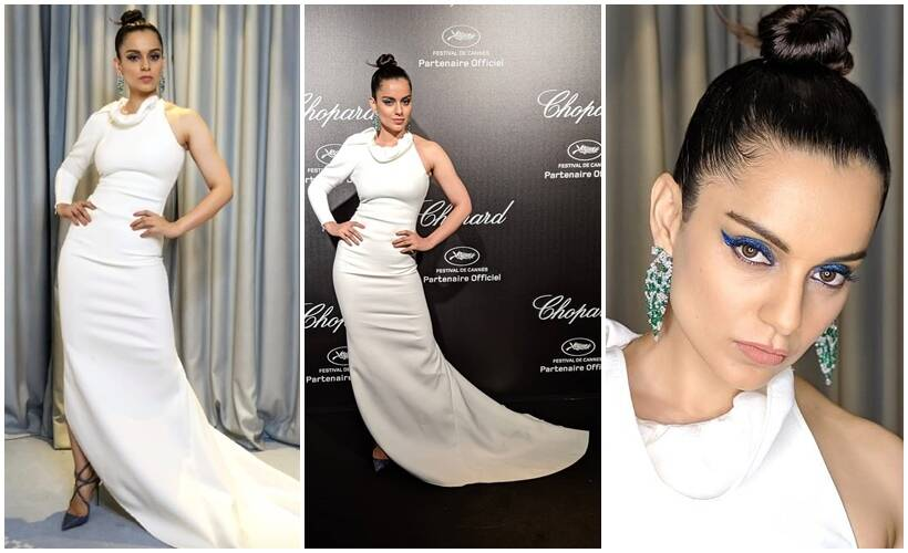 Kangana Ranaut Chopard party