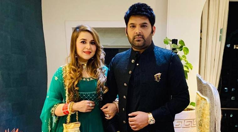 Kapil Sharma blessed with a baby girl