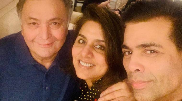 Is Karan Johar dating designer Prabal Gurung? Here's what filmmaker respond