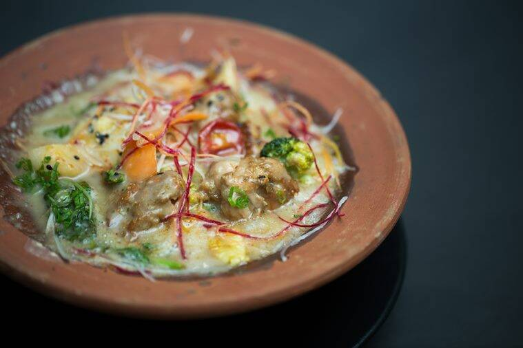 hanami, hanami menu, chicken, bacon, food recipe, indian express, indian express news