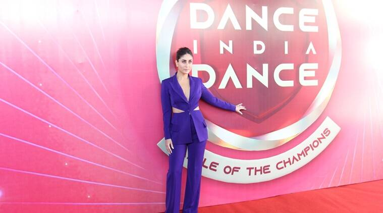 Kareena Kapoor Khan at the launch of DID-Battle of the champions