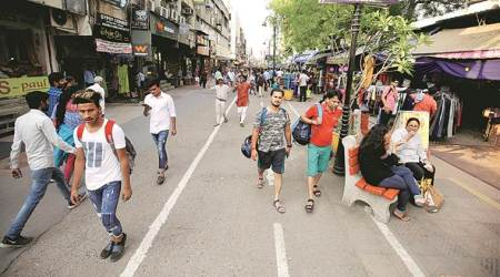 Karol Bagh street fest to encourage women to step out after dark