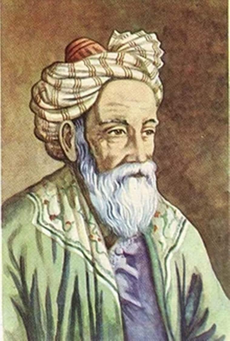 Google doodle celebrates Persian mathematician Omar Khayyam's 971th birthday