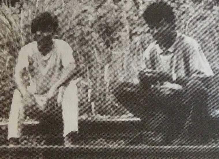 Khenglong-po, Anwaruddin Choudhury, A Naturalist in Karbi Anglong