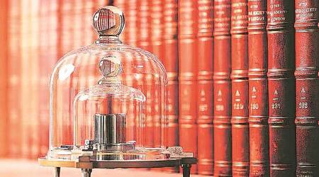How the kilogram has changed, why your body mass has not