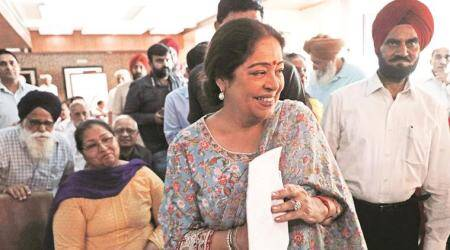 Show-cause notices issued to Kirron Kher, Pawan Kumar Bansal