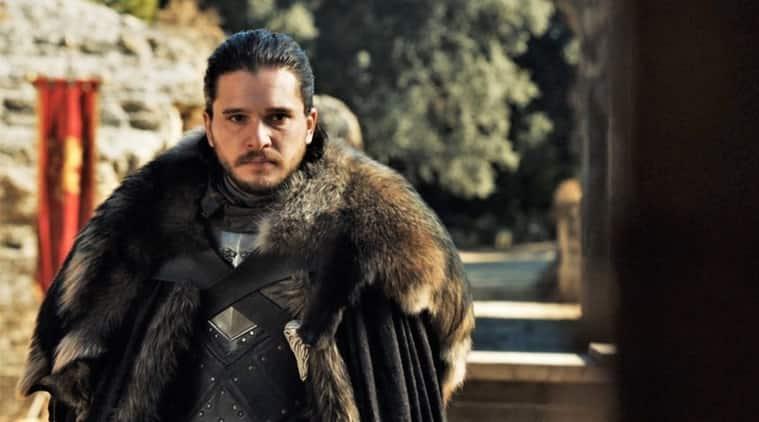 Kit Harington Game of Thrones Golden Globe nomination