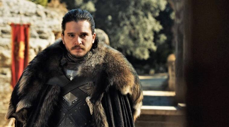 Kit Harington Game of Thrones season 8 episode 4