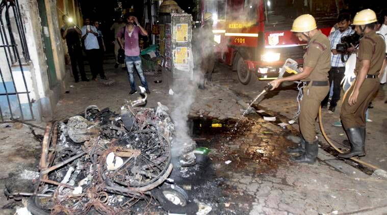 Focus on Vidyasagar College in Kolkata after clashes between TMC, BJP students