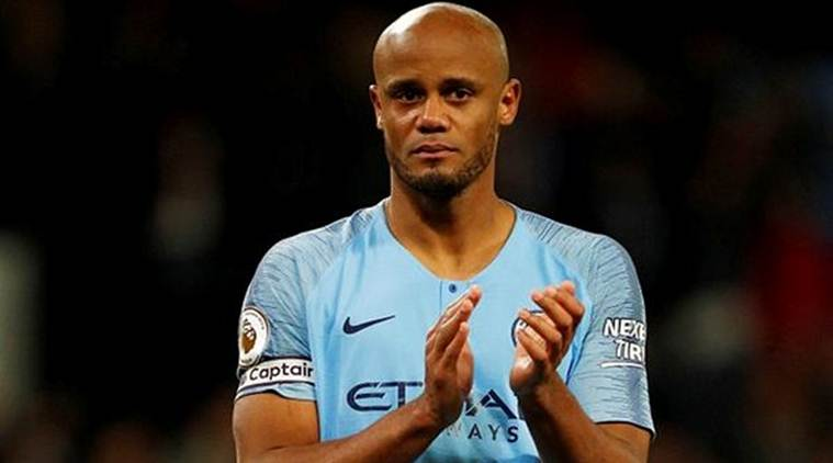 Vincent Kompany misses own testimonial match with injury
