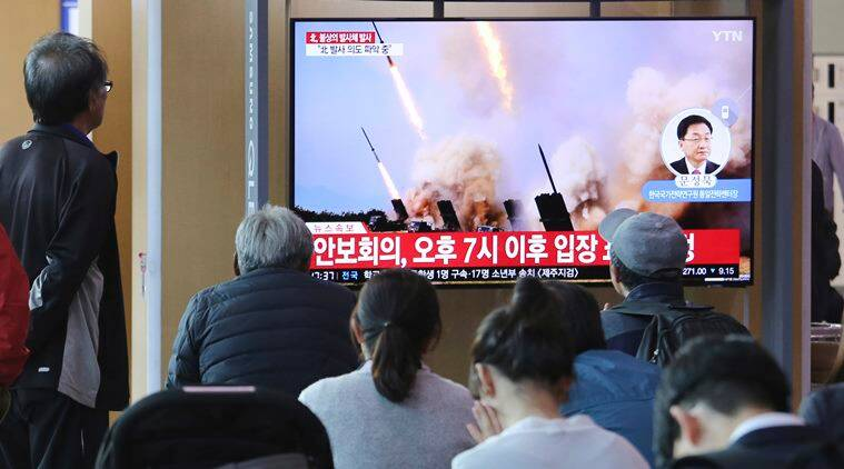 North Korea, North korea missile, North korean missile, North korea missile launch, North Korea missile test, Japan on North Korea missile, UN resolutions, North korea news, world news, indian express