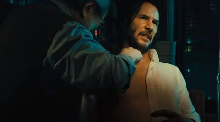 John Wick Chapter 3 Parabellum Hollywood Full Movie leaked