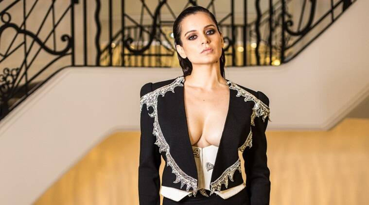Kangana Ranaut makes a splash at Cannes Film Festival