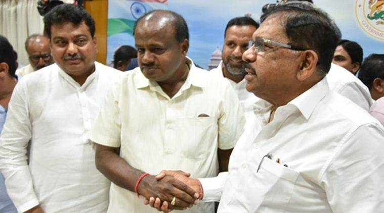 hd kumaraswamy, hd kumaraswamy government, karnataka government, congress jds coalition, karnataka lok sabha election results 2019, karnataka assembly elections, lok sabha elections 2019, election news