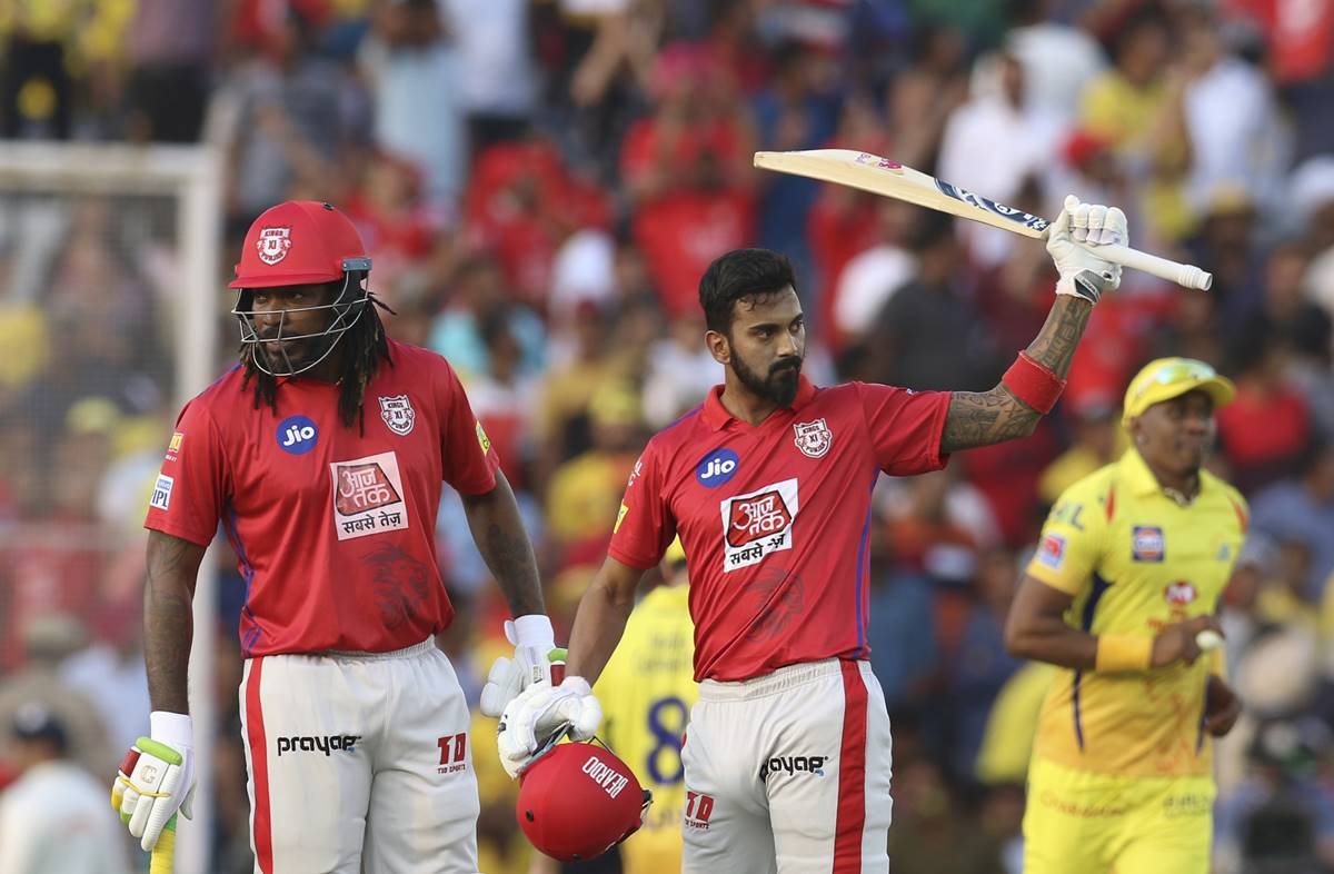 IPL Live Cricket Score, KXIP vs CSK