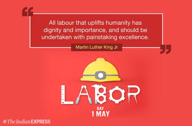 labour day, happy labour day, happy labour day 2019, labour day quotes, labour day images, labour day wishes, labour day wallpapers, labour day sms, labour day messages, labour day status, happy labour day status, happy labour day images, happy labour day wallpaper, indianexpress.com, indianexpressonline, indianexpress, Maharashtra Day, Gujarat Day