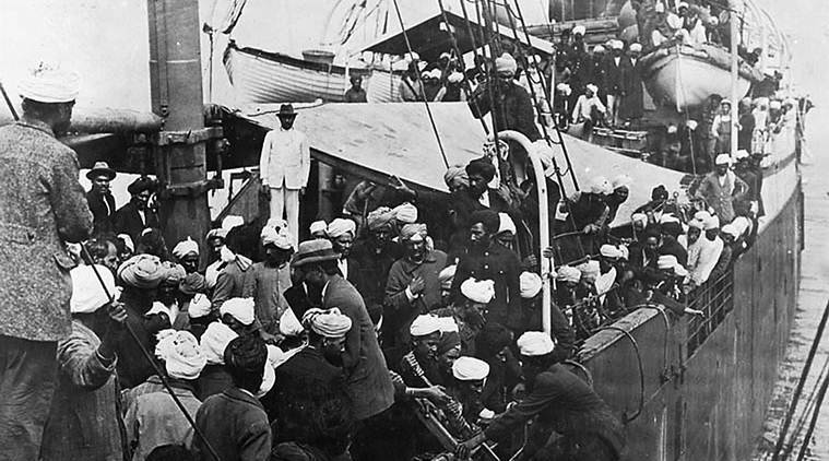 Abandoned at Sea: Book review of Voices of Komagata Maru