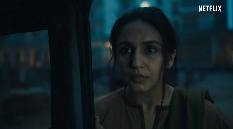 leila trailer huma qureshi