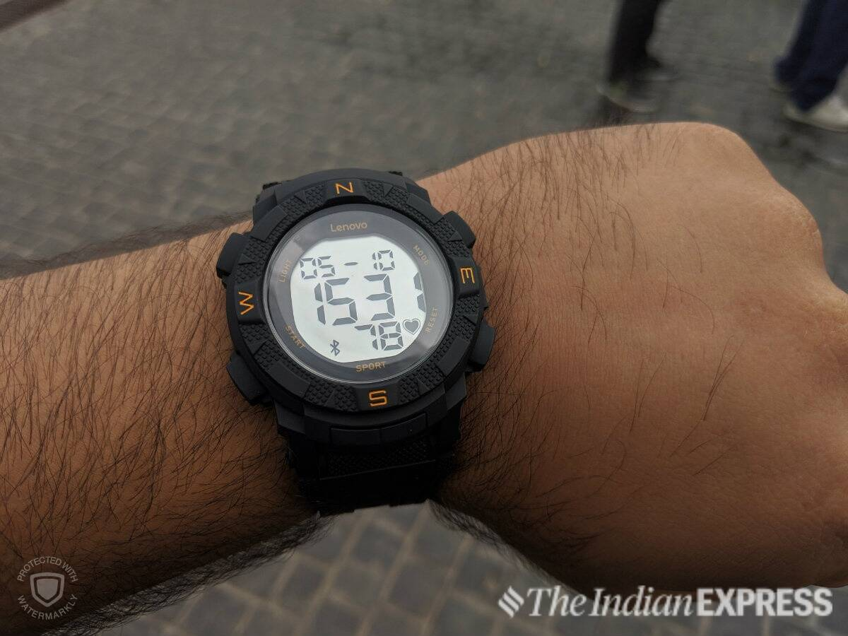 Huawei Watch Fitness App