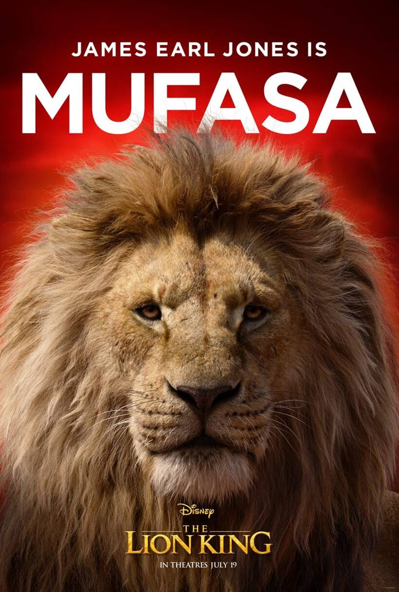 the lion king  a look at the new character posters