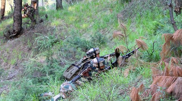 Army jawan killed, seven injured in IED explosion along LoC in Poonch district