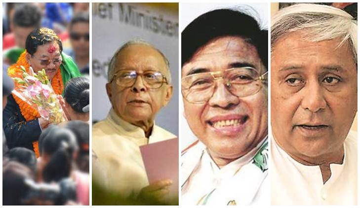 List of longest serving Chief Ministers of India