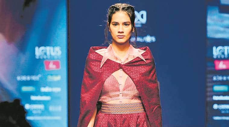 Vaishali Shadangule, Vaishali Shadangule designer, Vaishali Shadangule Khun collection, Khun collection Vaishali Shadangule, India Express, latest news