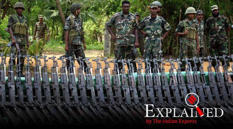 Explained: India extends ban on LTTE – background and context