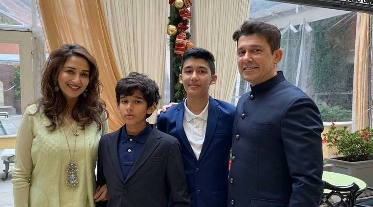 Happy Birthday Madhuri Dixit: How the celeb mom is both a disciplinarian and friend to her sons